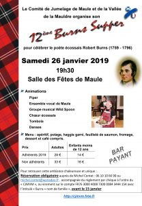 12éme burns Supper