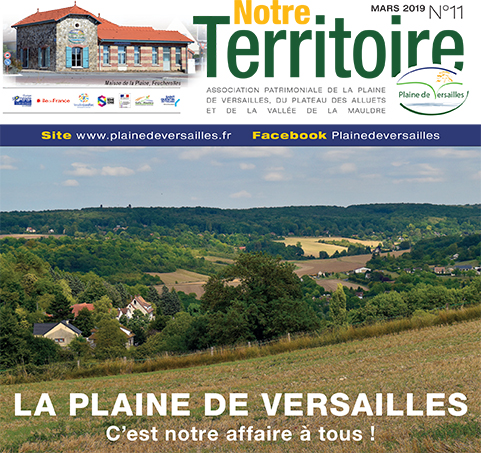«notre territoire» n°11 Mars 2019