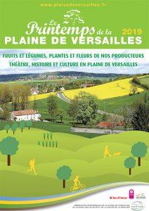 Programme du Printemps de la Plaine