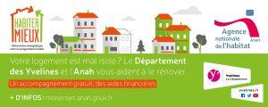 L'agence nationale de l'habitat vous aide à rénover votre logement