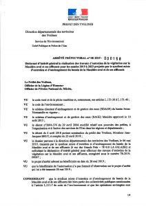 Elections municipales et communautaire à Aulnay sur Mauldre