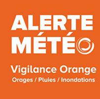 Météo-France prévoit sur le département des Yvelines des phénomènes météorologiques dangereux classés en ORANGE liés à des événements de type ORAGES et PLUIE-INONDATION.