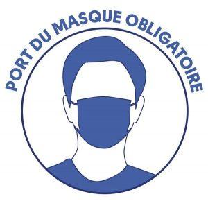 Arrêté – Port du masque sur marchés, brocantes et vide-greniers