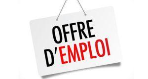 Offre d'emploi URGENT !